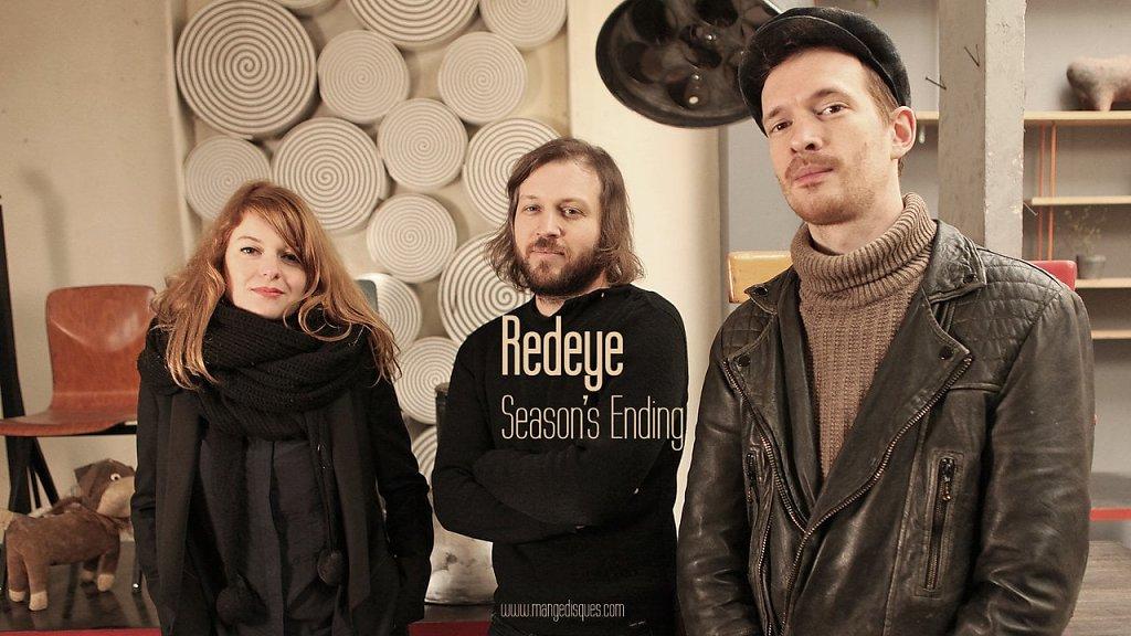 """Redeye """"Season's Ending"""" en acoustique sur Mange Disques"""