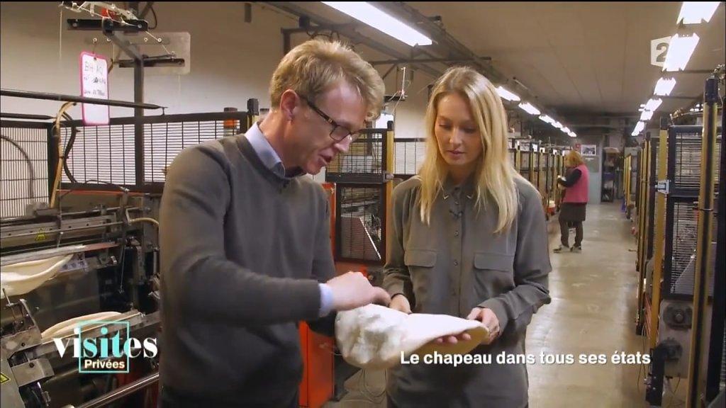 Le retour du Béret - Visites Privées (France 2) - reportage
