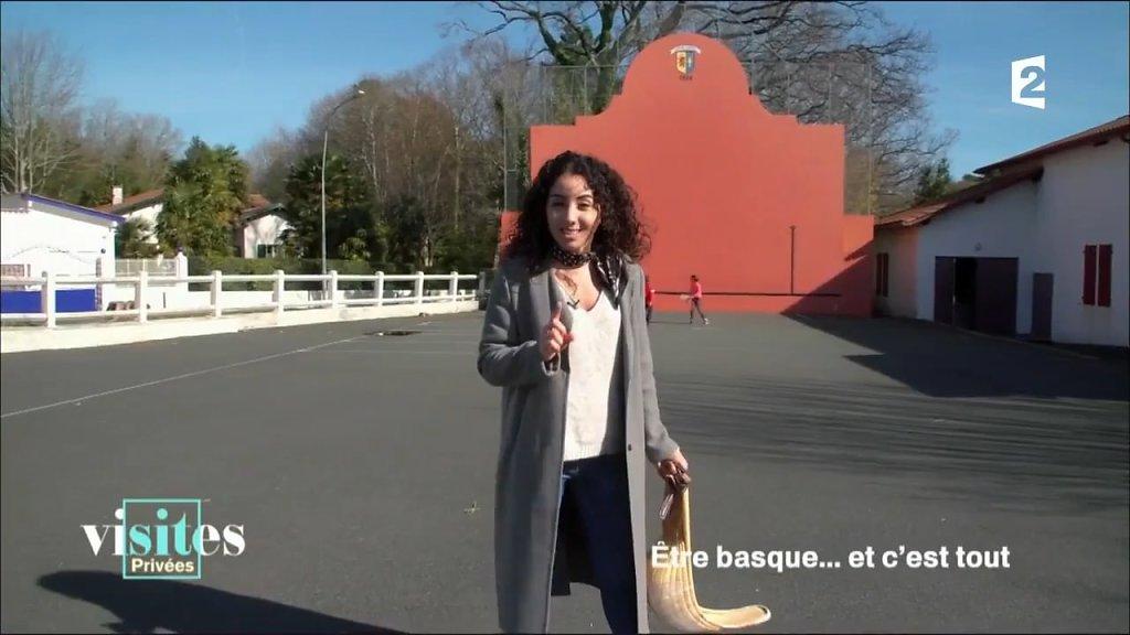 La pelote basque - Visites privées - reportage